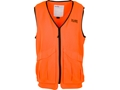 MidwayUSA Men's Deluxe Blaze Orange Vest