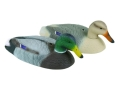 Flambeau Master Series Foam Mallard Shell Duck Decoys Pack of 12