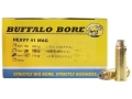 Buffalo Bore Ammunition 41 Remington Magnum 170 Grain Jacketed Hollow Point Box of 20