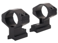 "Weaver 2-Piece Scope Base with 1"" Integral Rings CVA, Traditions Matte Medium"