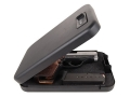 Product detail of Secure-It Combination Lock Large Pistol Security Box 9-1/2&quot; x 6-1/2&quot; x 1-3/4&quot; Steel Black