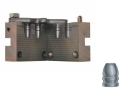 RCBS 2-Cavity Cowboy Bullet Mold 38-140-CM 38 Caliber (358 Diameter) 140 Grain Flat Nose