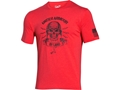 Under Armour Men's UA Freedom by Land T-Shirt Short Sleeve Cotton and Polyester