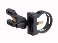 "TRUGLO Brite-Site Xtreme 3 Pin Bow Sight .029"" Diameter Pins Black"