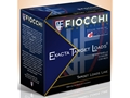 "Fiocchi Exacta Target Crusher Ammunition 12 Gauge 2-3/4"" 1 oz #8 Shot"