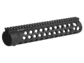 "Product detail of Troy Industries 11"" Alpha Battle Rail Modular Free Float Handguard AR-15"