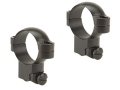Product detail of Leupold 30mm Ring Mounts Ruger #1, 77/22 Matte High