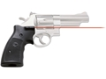 Crimson Trace Lasergrips Smith & Wesson K, L, N-Frame Square Butt Hard Polymer Black