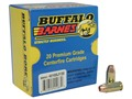 Buffalo Bore Ammunition 45 ACP +P 185 Grain Barnes TAC-XP Jacketed Hollow Point Lead-Free Box of 20