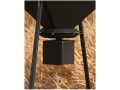 Big Game Deluxe Game Feeder Kit Black