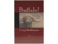 Product detail of &quot;Buffalo!&quot; Book by Craig Boddington
