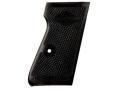 Vintage Gun Grips Walther PP Manhurin Polymer Black