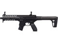 Sig Sauer MPX Air Rifle Pellet Synthetic Stock Matte Barrel