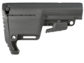 Mission First Tactical Battlelink Utility Low Profile Collapsible Buttstock AR-15, LR-308 Polyme