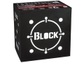 Field Logic Block Black B20 Layered Archery Target