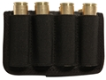 Vero Vellini Cartridge Insert For 8 Big Game Rifle Cartridges Black