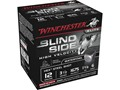 "Winchester Blind Side High Velocity Ammunition 12 Gauge 3-1/2"" 1-3/8 oz #6 Non-Toxic Steel Shot"