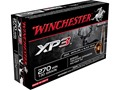 Winchester Supreme Elite Ammunition 270 Winchester 130 Grain XP3 Box of 20