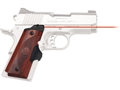 Crimson Trace Master Series Laser Grips 1911 Officer Rosewood