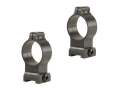 "Talley 1"" Quick Detachable Scope Rings With Lever Matte Extra-High"