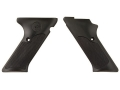Vintage Gun Grips Colt Woodsman Late Model 22 Long Rifle Polymer Black