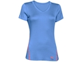 Under Armour Women's UA ISO-Chill Remi Short Sleeve T-Shirt Nylon