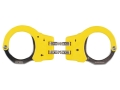 ASP Identifier Hinged Handcuffs High Carbon Steel with Polymer Over-molded Frame