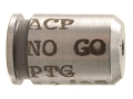 PTG Headspace No-Go Gage 38-45 ACP