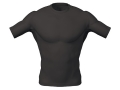 5.11 Tight Crew Tactical Undergear Shirt Short Sleeve Synthetic Blend