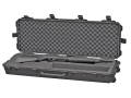 "Pelican Storm 3200 Scoped Rifle Gun Case with Solid Foam Insert and Wheels 44"" Polymer Black"