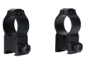Warne 30mm Tactical Picatinny-Style Rings Matte Ultra High Aluminum