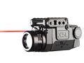 Viridian X5L-R Red Laser Sight 160 Lumen Tactical Flashlight with TacLoc ECR Holster Matte