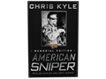 """""""American Sniper: The Autobiography of the Most Lethal Sniper in U.S. Military History"""" by Chris Kyle"""