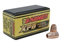 Barnes XPB Handgun Bullets 500 S&amp;W (500 Diameter) 275 Grain Solid Copper Hollow Point Lead-Free Box of 20