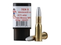 Ten-X Cowboy Ammunition 577-450 Martini-Henry 480 Grain Hollow Base Spitzer Flat Point BPC Box of 20