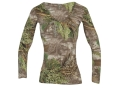 Product detail of Realtree Girl Women's Spruce V-Neck T-Shirt Long Sleeve Cotton