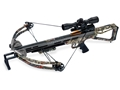 Carbon Express Covert CX-3 Crossbow Package with 4x32 Glass Etched Reticle Illuminated Scope Kryptek camo