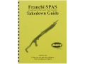 Product detail of Radocy Takedown Guide &quot;Franchi Spas&quot;