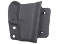 Product detail of Comp-Tac MTAC Minotaur Inside the Waistband Holster Body Right Hand Kel-Tec P11 Kydex Black