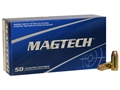 Magtech Sport Ammunition 40 S&amp;W 165 Grain Full Metal Jacket Box of 50