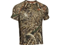 Under Armour Men's EVO Scent Control HeatGear T-Shirt Short Sleeve Polyester