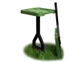 Product detail of MTM Jammit Personal Outdoor Table Green