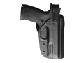 Blade-Tech WRS Tactical Thigh Holster Right Hand Springfield XD 9, 40 Service with Surefire X200 Light Kydex Black