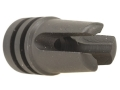 DPMS Flash Hider 3 Prong 1/2&quot;-28 Thread AR-15 Matte