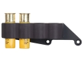 Mesa Tactical Sureshell Shotshell Ammunition Carrier 20 Gauge Remington 870, 1100, 11-87 4-Round Aluminum Matte