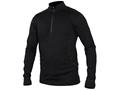 Core4Element Men's Merino 2590 1/4 Zip Shirt Long Sleeve Merino Wool