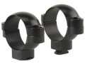 Leupold 30mm Standard Rings Matte High