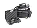 Plano X2 Range Bag with 1612 Ammo Can and Molded Pistol Case Nylon Black