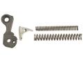 Cylinder & Slide Commander-Style No Bite Hammer, Duty 26 lb Hammer Spring,  Sear and Firing Pin Spring Browning Hi-Power 4-Piece Set