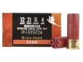 "Product detail of Federal Premium Wing-Shok Ammunition 12 Gauge 2-3/4"" 1-1/2 oz Buffered #4 Copper Plated Shot Box of 25"